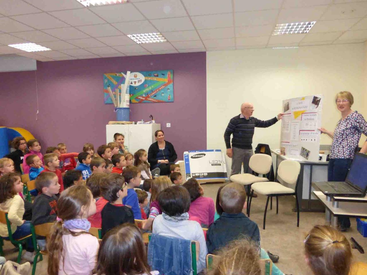 École primaire St Étienne 1