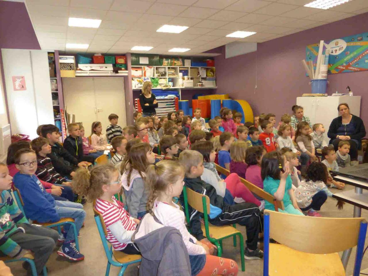 École primaire St Étienne 3